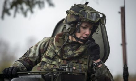 Defence Forces on the recruitment march
