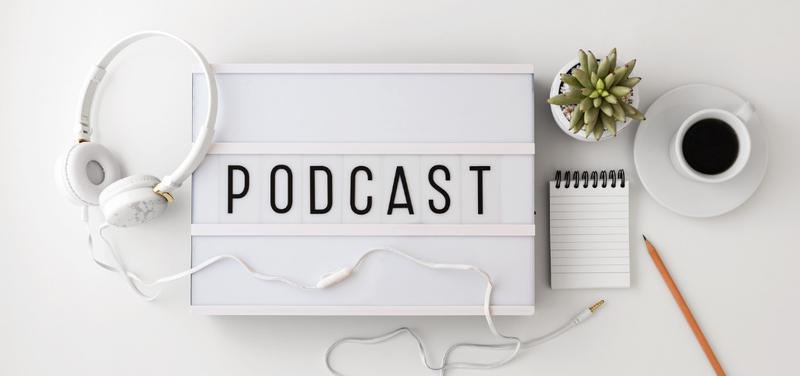 """4 podcasts to keep you """"in the know"""""""