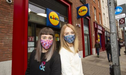 Face masks: Lidl partner with Irish designer duo in aid of mental health charity Jigsaw