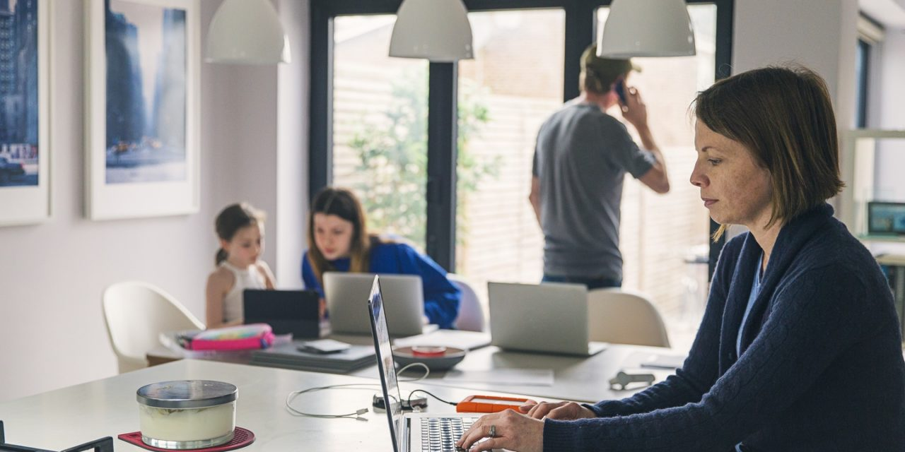 Leading virtual teams in a time of tumult