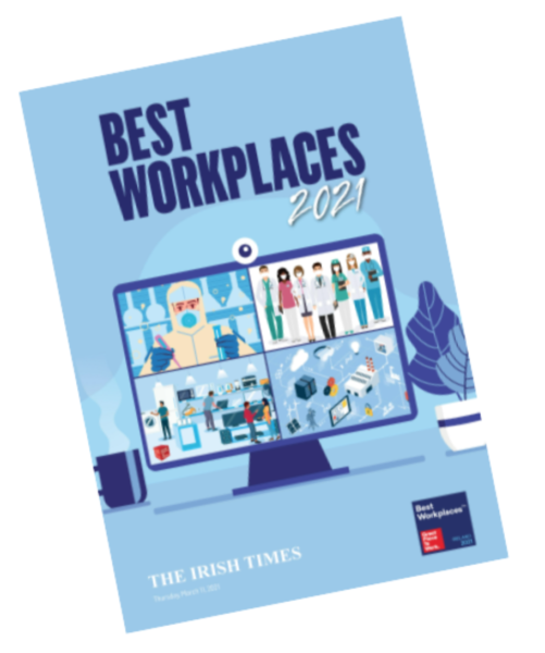 Best Workplaces 2021 - A special supplement with The Irish Times