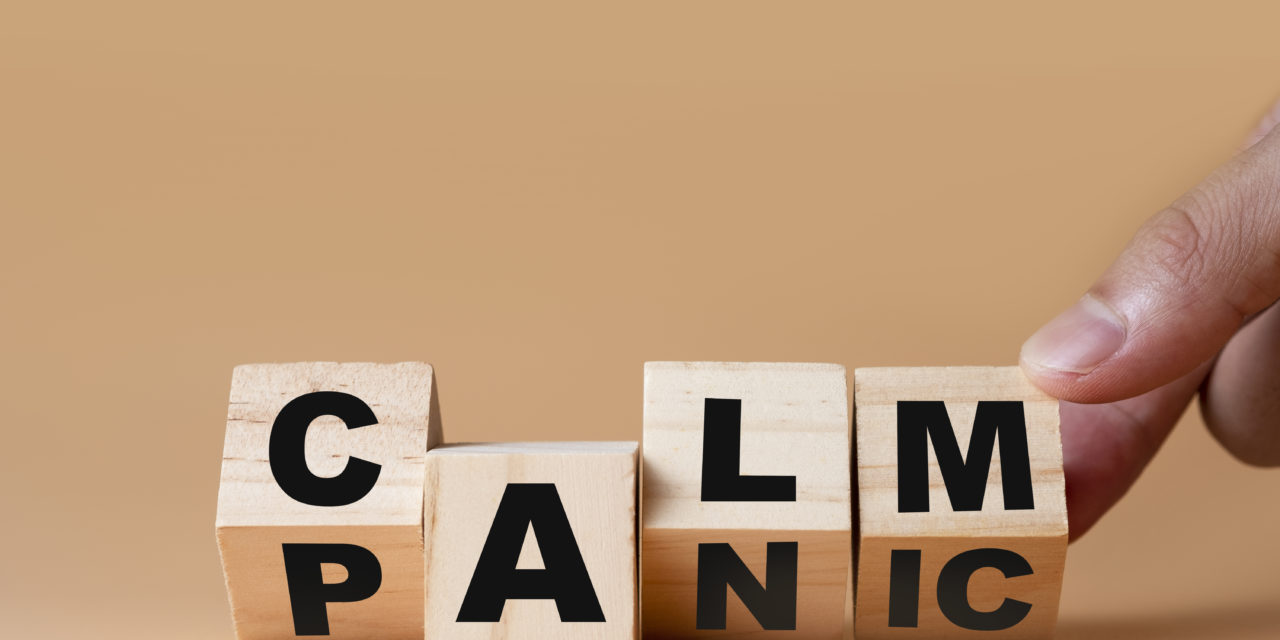 How to calm pre- interview nerves