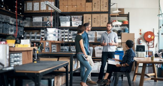 It can be easier for SMEs to empower staff and stay in touch
