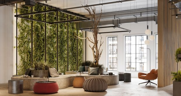 The office of tomorrow will balance spaciousness, connection and flexibility