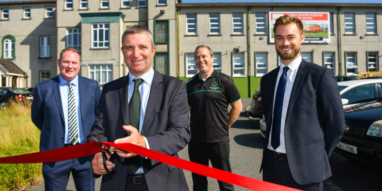 New sports campus launched in Limerick creates 50 jobs